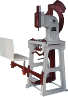 Foot operated Stamping Machine, Foot operated Supplier, Stamping Machine Manufacturer